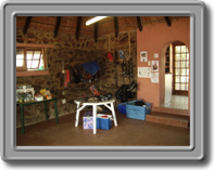 Our clubhouse/tack room